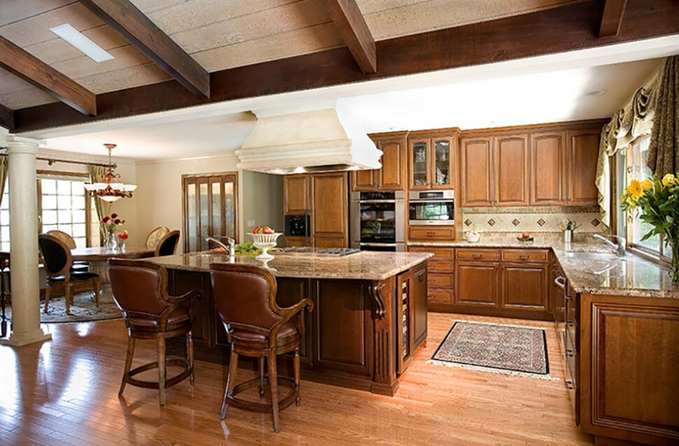 Traditional Kitchen in Alamo, CA remodel