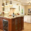 Traditional kitchen in Brentwood, CA remodel