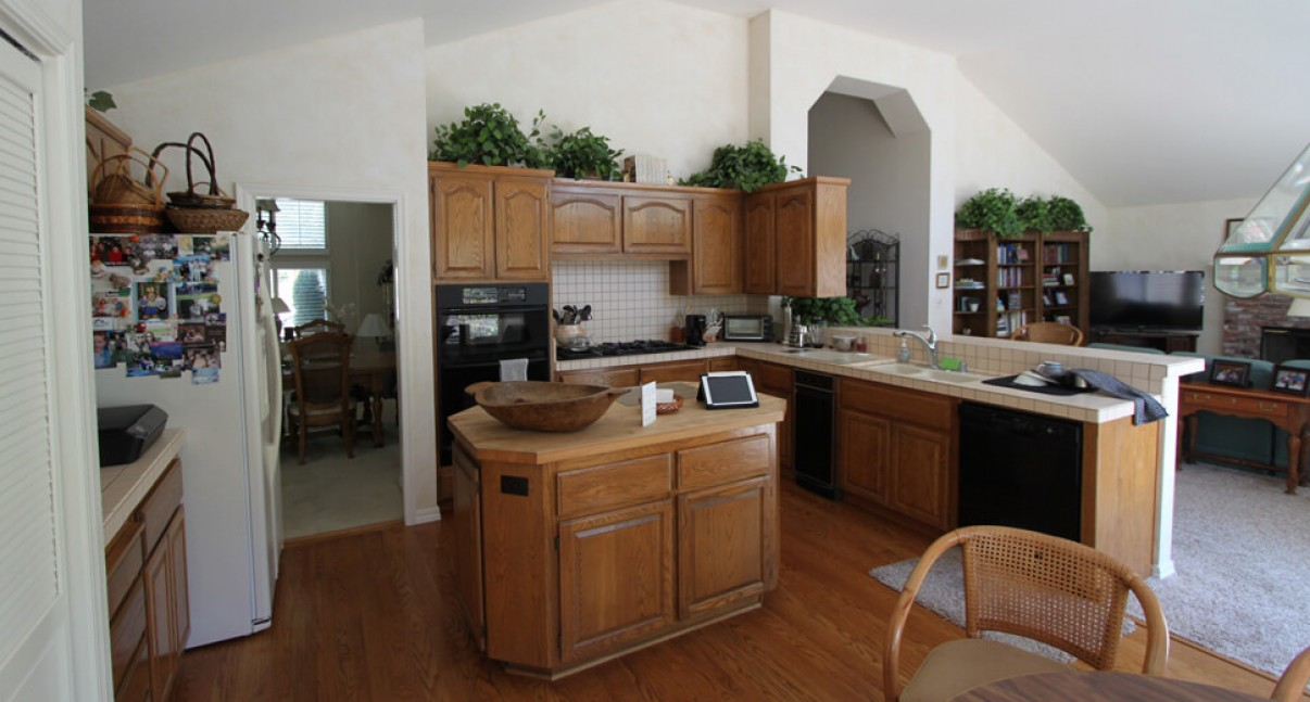 Open Sophisticated Transitional Kitchen Remodel In Danville Gayler Design Build Inc