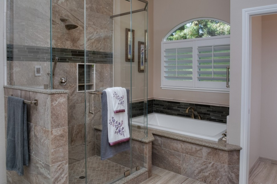 Master Bath Remodel With More Space Amp Function In Danville