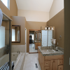 Master bath before renovation in San Ramon, CA whole house remodel