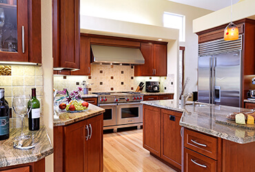 Award Winning Kitchen Remodel For Young Family In Danville Gayler Design Build Inc
