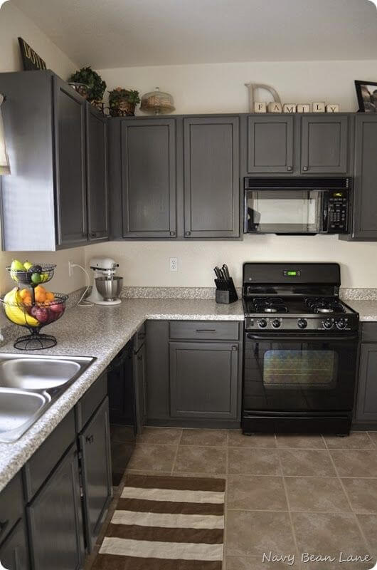 Cosmetic Kitchen Remodel for a Basic Budget