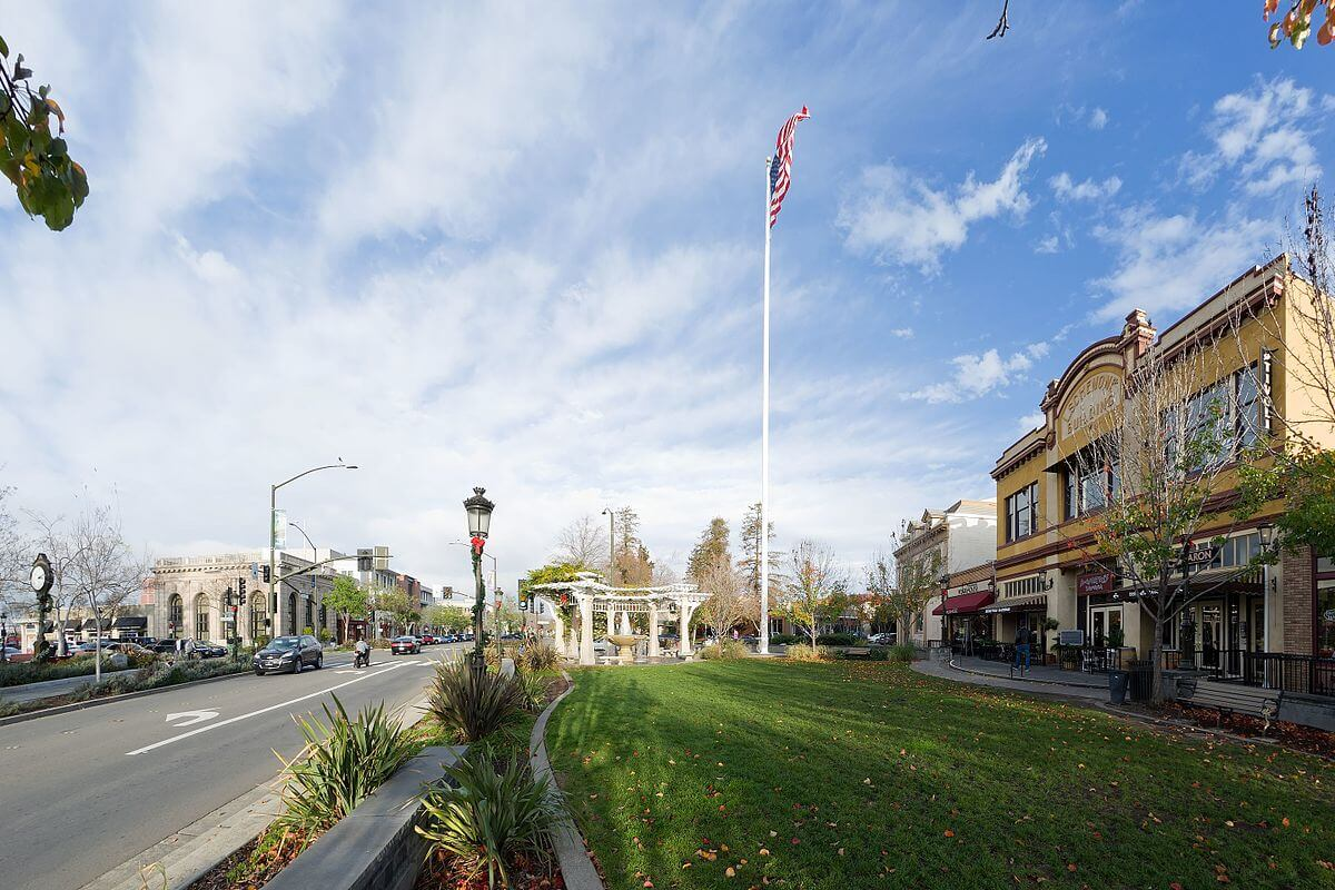 Downtown Livermore, CA