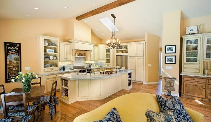 Luxury Kitchen Remodel Example